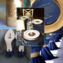 2015 Hot Winter Wedding Color Ideas And Invitations