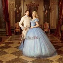 2015 New Movie Cinderella Princess Prince Richard Madden