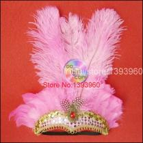 2017 Feather Feather Headdress Handmade Wedding Favors And Gifts