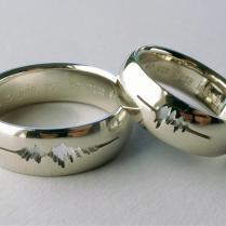 23 Adorkable Wedding Rings For Geeks In Love