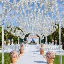 25 Creative Wedding Decoration Ideas