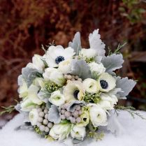 30 Timeless Grey And White Fall Wedding Ideas