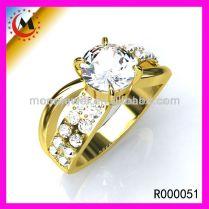 30 Year Wedding Anniversary Ring,aaa Grade Zircon Ring,golden