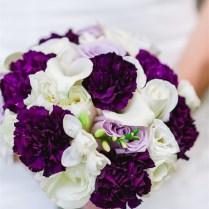 35 Dark Purple Wedding Color Ideas For Fall Winter Weddings