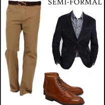 3 Male Wedding Outfits For Fall 2012