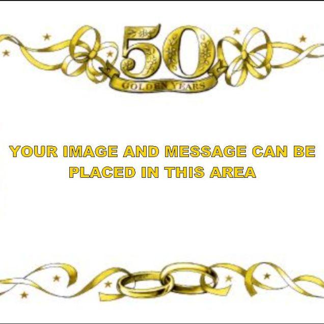 50th Wedding Anniversary Gifts Simple Golden Wedding Anniversary