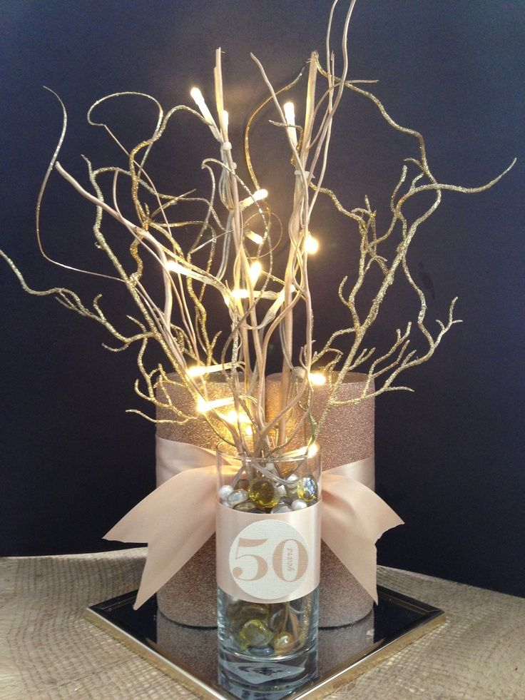 Table Decorations For 60th Wedding Anniversary