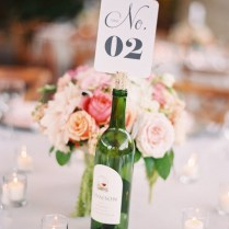 7 Wine Bottle Centerpieces You Can Diy For Your Wedding Day!