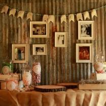 A Hill Country Wedding {decor}
