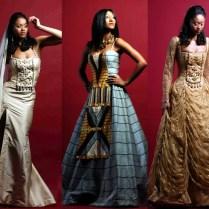 West African Wedding Dress