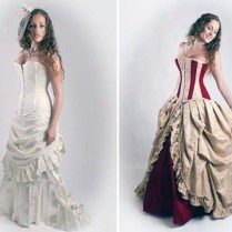 Alternative Wedding Dress Color
