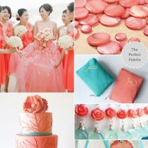 Aqua, Coral And Color Stories On Emasscraft Org