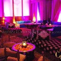 Arabian Nights Theme Party Decor