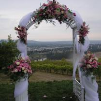 Arch Wedding Decorations On Decorations With Wedding Arch