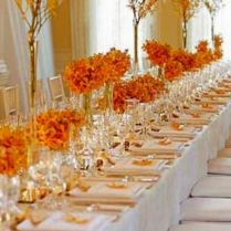 Autumn Wedding Decor On Decorations With 1000 Ideas About Fall