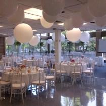 Balloon Decorations For Fascinating Wedding Balloon Centerpieces