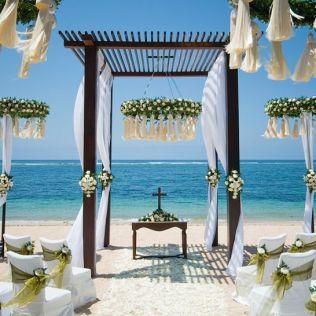 Beach Wedding Ceremony Ideas Adorable Beach Wedding Setup Ideas