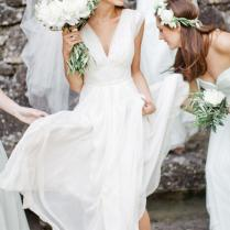 Beach Wedding Dresses & Gowns