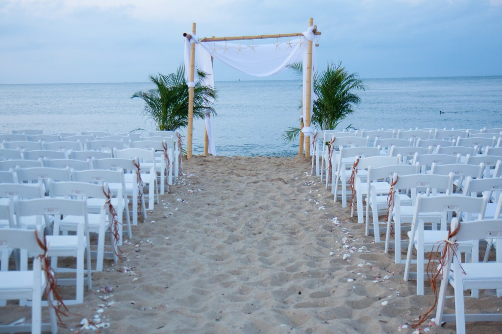 Beach Wedding Ideas Pinterest