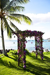 Beautiful And Sweet Diy Wooden Arch For Wedding For You From