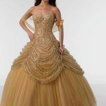 Beauty And The Beast Wedding Dress Naf Dresses