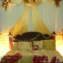Best Wedding Night Room Decoration Ideas For Couples – Interior