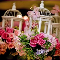 Bird Cage Decorations For Weddings