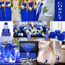 Blue Wedding Color – Five Perfect Combinations
