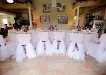 Bridal Shower Table Decoration Ideas