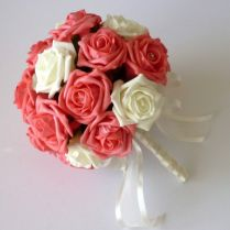 Bride Bouquets, Bouquet Wedding And White Roses On Emasscraft Org