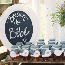 Brunch Wedding Sign And Favors