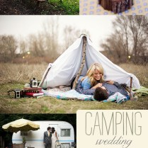 Camping Wedding, Wedding Inspiration And Camping On Emasscraft Org