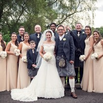 Classic Scottish Wedding