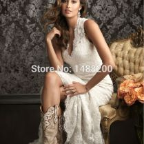 Compare Prices On Western Bridal Dresses