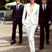 Compare Prices On Women Tuxedo Suit