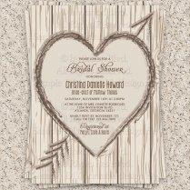 Country Themed Wedding Shower Invitations – Wedding Invitation Ideas