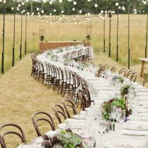 Country Wedding Reception Ideas