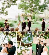 Creative Backdrops For Your Wedding Ceremony