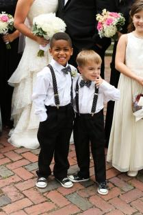 Cute Wedding Outfits For Babies