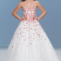 Cymbeline Bridal 2015 — Colored Wedding Dresses