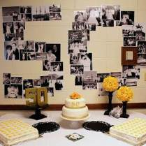 Decorations For 50th Wedding Anniversary On Decorations With