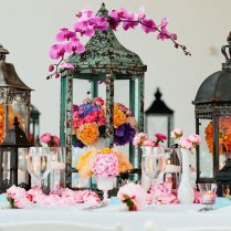 Decorative Lanterns For Wedding Centerpieces On Decorations With