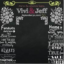 Design A Photo Booth Backdrop For Wedding