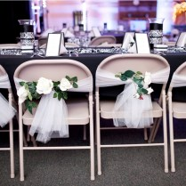 Diy Wedding Chair Decorations On Decorations With 1000 Images