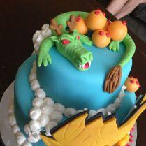 Dragon Ball Z, Dragon Ball And Wedding Cakes On Emasscraft Org