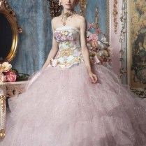 Dress Made Of Cotton Candy