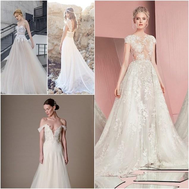 Editor's Picks 23 Fabulous Wedding Dresses For 2016