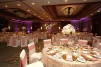 Elegant Pink And Gold Florida Wedding