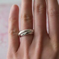Finished Russian Wedding Ring