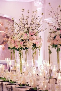 Floral Wedding Decor On Decorations With Centerpieces 21 15294